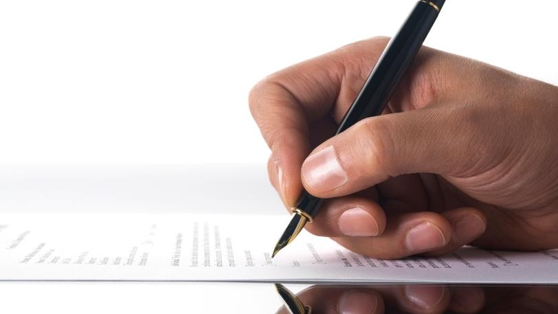 kalem yazı